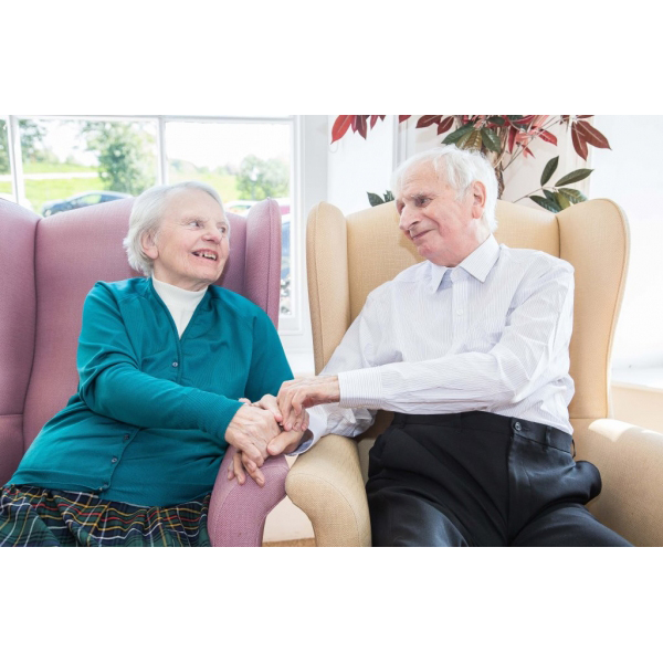 Devoted Bill and Ruth can stay together thanks to Barrowhill Hall