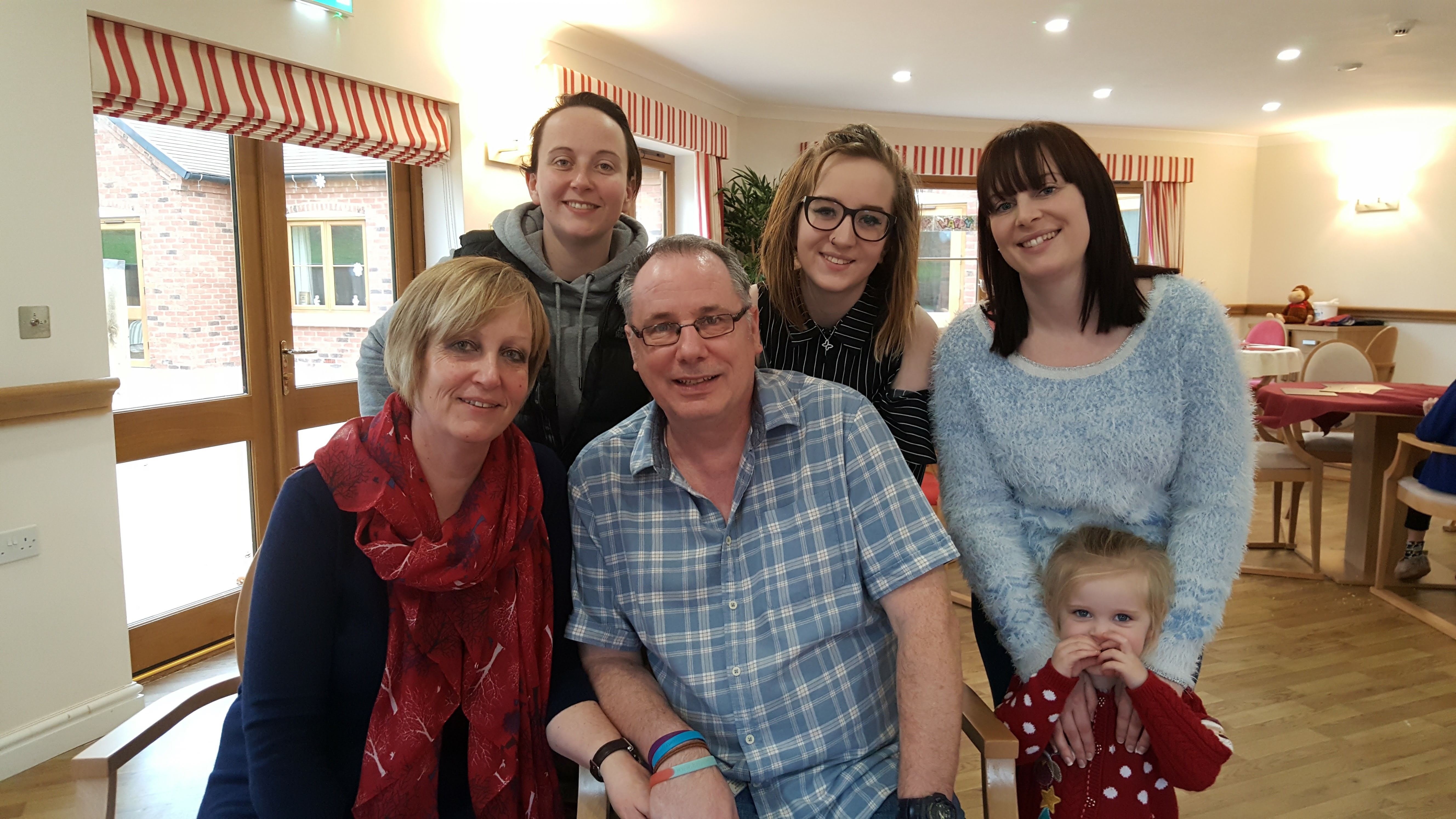 Barrowhill Hall keeps Christmas special for family living with young onset dementia